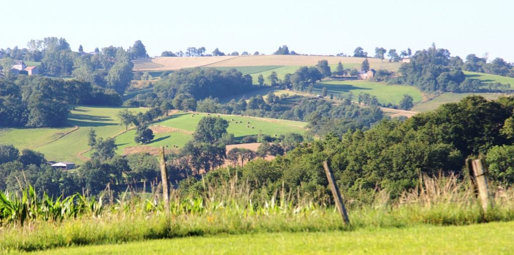 Un petit coin d'Aveyron, où le temps se pose…