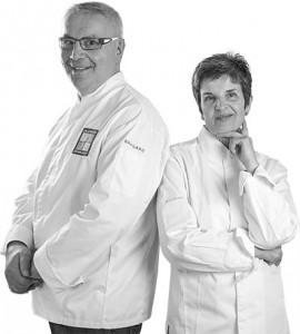 Francis Cardaillac et Jocelyne