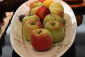 Pommes de mon voisin