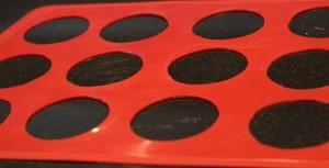 Moule syliconne pour galettes à la cannelle