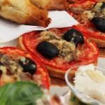 Bruschetta ou Crostini de Tomates