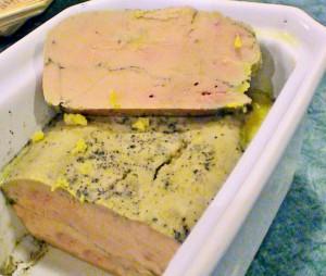 Foie de Canard cuit en terrine