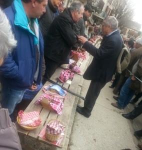 marché de Lalbenque chaque mardi à partir de 14 h 30