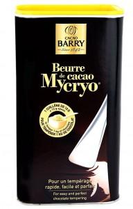 Beurre cacao Mycryo