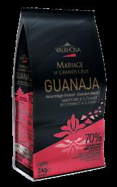 Chocolat couverture Guanaja en pistoles