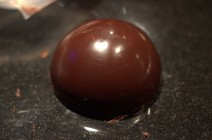 Coque chocolat terminée