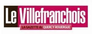 journal le villefranchois Quercy Rouergue hebdomadaire du jeudi