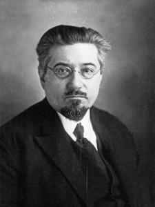 Paul Ramadier, député de l'Aveyron (1929).