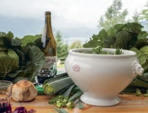 Soupe à la fortune du pot