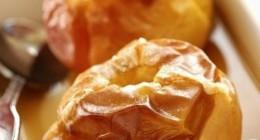 Pommes au four caramélisées