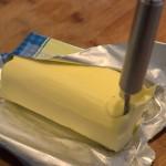 prendre le beurre avec le vide pomme