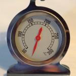 Thermomètre à four indispensable et pas cher