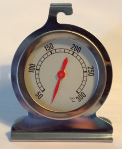 Thermomètre à four pas cher et efficace